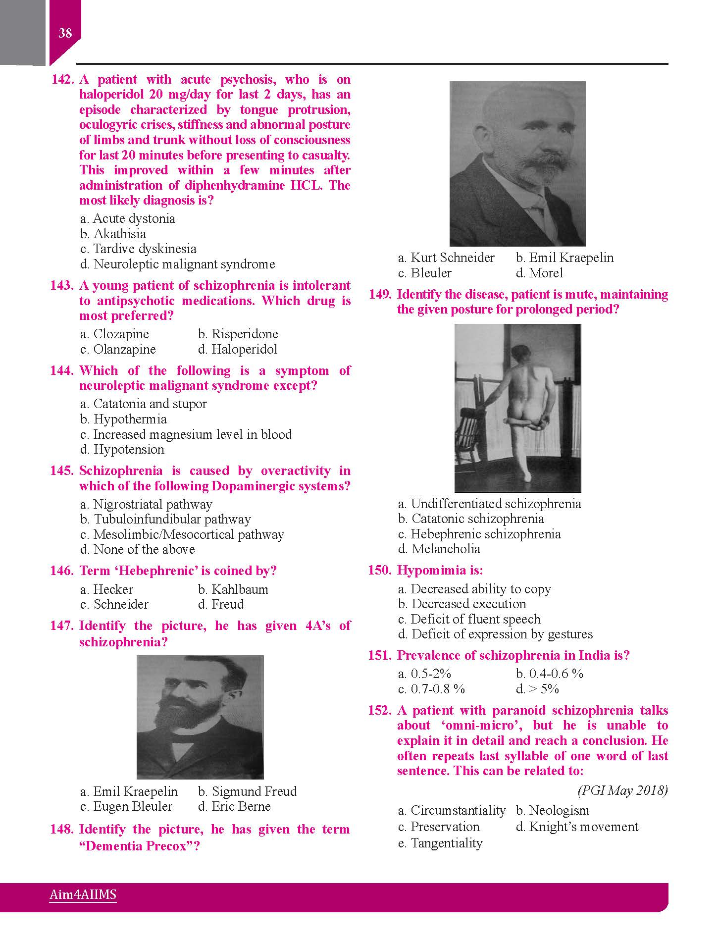 Complete Review of Psychiatry
